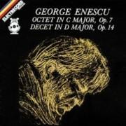 George Enescu - Octet in C major ,op 7 / Decet in D major ,op 14 (CD)