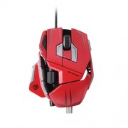 Mouse, Mad Catz Cyborg M.M.O. 7, Gaming, Red