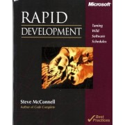 Rapid Development by Steve McConnell