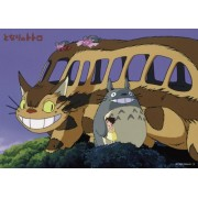 Studio Ghibli Totoro Jigsaw Puzzle Set (Includes:15, 35, 54, & 80 Pieces) [Toy] (japan import)