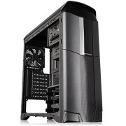 Thermaltake Versa N26 Dark Knight SPCC ATX Mid Tower Gaming Computer Case CA-1G3-00M1WN-00
