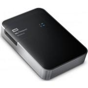 """HDD Extern Western Digital My Passport Wireless, 2.5"""", 500GB, USB 3.0 (Negru)"""