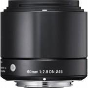 Obiectiv Foto Sigma 60mm f2.8 DN SONY-E Negru