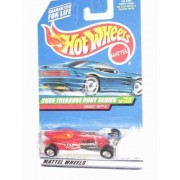 2000 Treasure Hunt #4 Sweet 16 2 #2000-52 Collectible Collector Car Mattel Hot Wheels by Hot Wheels