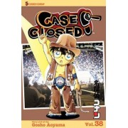 Case Closed: Vol. 38 by Gosho Aoyama