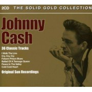 Johnny Cash - Solid Gold Collection (0698458270429) (2 CD)