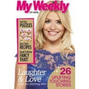 My Weekly Annual 2017 by Parragon Books Ltd
