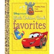 Disney-Pixar Little Golden Book Favorites by Victoria Saxon