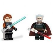Lego Anakin Skywalker & Count Dooku (Loose) Star Wars Clone Wars Figures