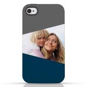 Telefoonhoesje - iPhone 4/4s - Tough case