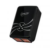 Incarcator retea ARCTIC Smart Charger 4800 EU plug negru