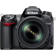 Nikon D7000 With 18-105mm VR Lens