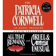 Patricia D. Cornwell Treasury Abridged by Patricia Cornwell