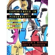 Experiences in Personality by Matthew R. Merrens