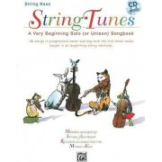 Stringtunes -- A Very Beginning Solo (or Unison) Songbook by Samuel Applebaum