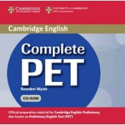 Complete PET Student's Book Pack (Student's Book with Answers with CD-ROM and Audio CDs (2)) by Emma Heyderman