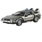 Delorean DMC-12 Back To The Future Time Machine Cult Classics 1 43 by Hotwheels X5493