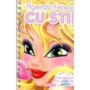 Agenda fetelor cu stil. Agenda scolara permanenta