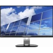 Monitor LED 25 Philips 258B6QJEB00 WQHD Black