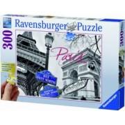 PUZZLE PARIS MON AMOUR 300 PIESE Ravensburger