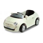 Imaginarium Fiat 500 MP3 - Electrische auto voor kinderen met afstandsbediening - Wit