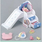 Sylvanian Families Baby & Child Room Your Baby Slip Settoka -207 (Japan Import)