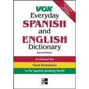 Vox Everyday Spanish and English Dictionary by Vox