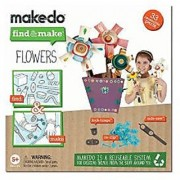 Makedo Find Make Flowers