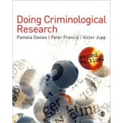 Doing Criminological Research by Victor R. Jupp