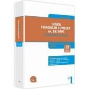Legea Fondului Funciar Nr 181991 Si Legislatie Conexa Act 25 Martie 2015