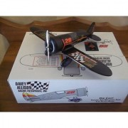1993 Revell Die cast Travel air mystery ship plane 1:32 scale bank #28 Davey Allison