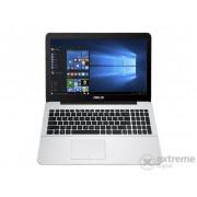 Notebook Asus X555UA-XX158D, alb