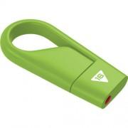 Memorie USB Emtec Hook D200 16GB USB 2.0 Green