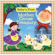 Baby's First Mother Goose Treasury by Sourcebooks Inc