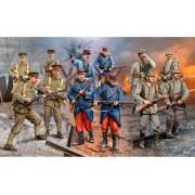 WWI Infantry (German / British / French 1914)