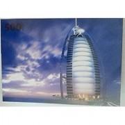 Burj Al Arab 500 Piece Jigsaw Puzzle by Momentum