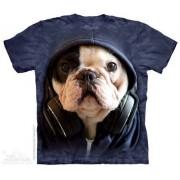 3D hi-tech tričko - Manny se sluchátky