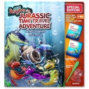 Set Aqua Dragons Jurassic Time Travel Adventure World Alive