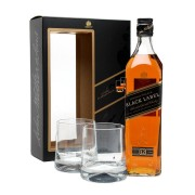 Johnnie Walker Black Label - 2 Pahare
