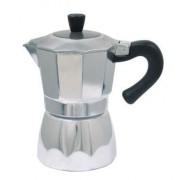 Кафемашина шварц Sapir SP 1173 E6, За котлон, 6 чаши, Сива