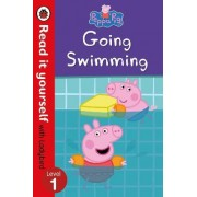 Peppa Pig: Going Swimming - Read it Yourself with Ladybird: Level 1 by Ladybird