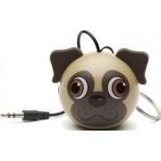 Boxa Portabila KitSound Trendz Mini Buddy Pug