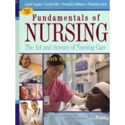 Fundamental of Nursing 6e and Taylor's Video Guide to Clinical Nursing Skills Student Set on CD-ROM by Carol Taylor