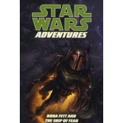 Star Wars Adventures: Boba Fett & the Ship of Fear v. 5 by Jeremy Barlow
