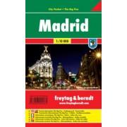 Plán města Madrid 1:10 000()