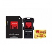 Strontium 16Gb Nitro Plus Micro Sd Card (3 In 1)