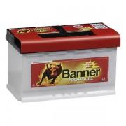 Banner Power Bull Professional 12V 84Ah 720A autó akkumulátor jobb+