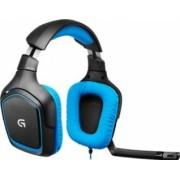 Casti Gaming Logitech G430