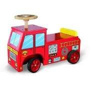 New Classic Toys Brandweer - Loopauto