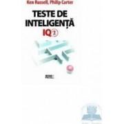 Teste de inteligenta IQ 2 - Ken Russell Philip Carter